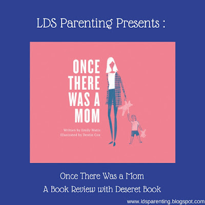 Once There Was a Mom ~ Book Review
