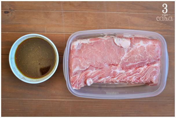 tempero para carne de porco