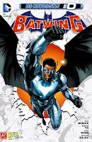 Os Novos 52! Batwing #0