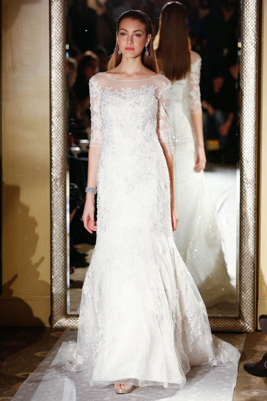 Oleg Cassini Spring 2015 Wedding Dresses - World of Bridal