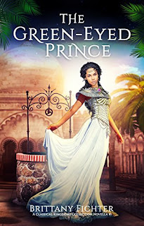 The Green-Eyed Prince - Brittany Fichter