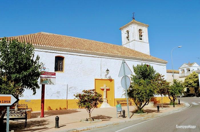 Iglesia de la Inmaculada Concepción La Malahá - A una hora de Granada - TuvesyyoHago