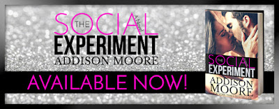 The Social Experiment by Addison Moore Release Blitz