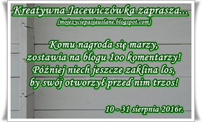 100 komentarzy na blogu