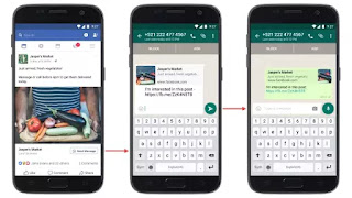 Click To Whatsapp ads by facebook