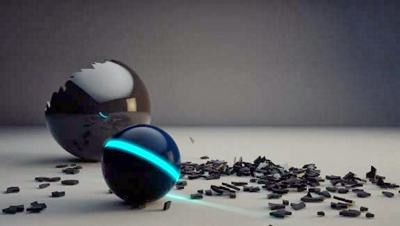 How To Shatter An Object In Cinema 4D Without Any Plugins
