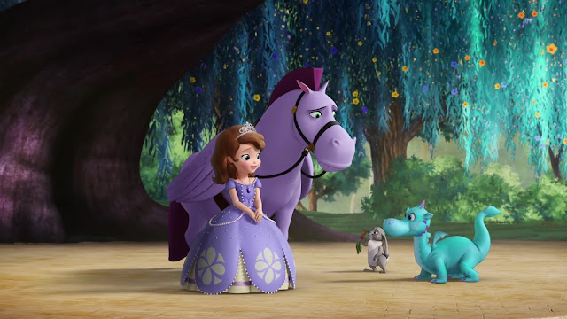 Nonton Film Sofia the First S02E20: Leafsong Festival (2014)