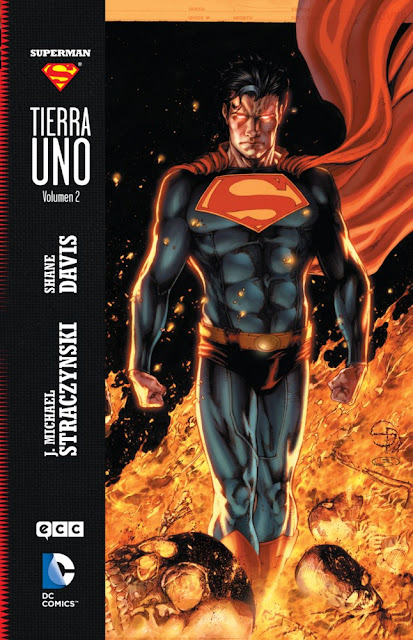 Superman Tierra Uno: Vol.2