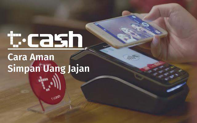 Cara Menggunakan TCASH Telkomsel