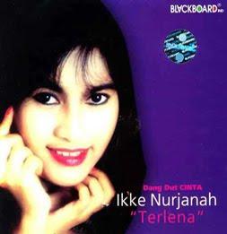 Ikke Nurjanah - Terlena ( Karaoke )