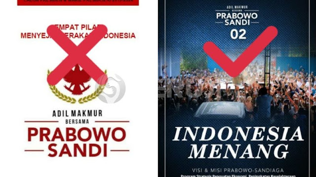 Ini Bocoran Visi-Misi 'Indonesia Menang' Prabowo-Sandi