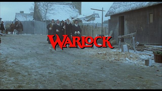 Warlock Title Card
