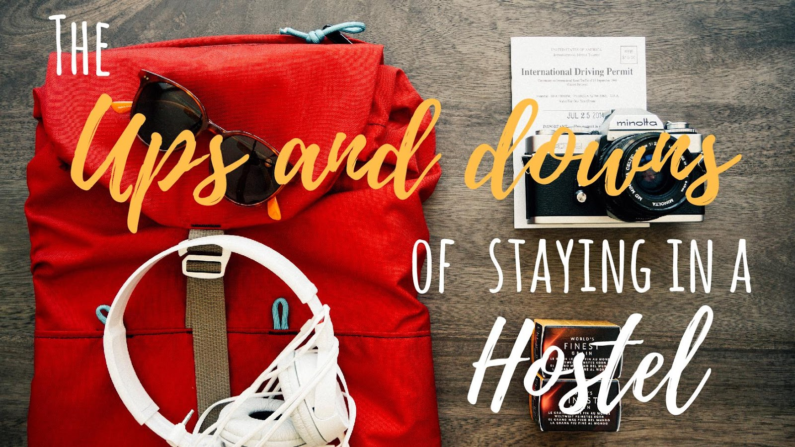 The pros and cons of staying in a hostel