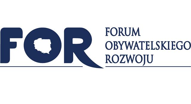 Logo Forum Obywatelskiego Rozwoju