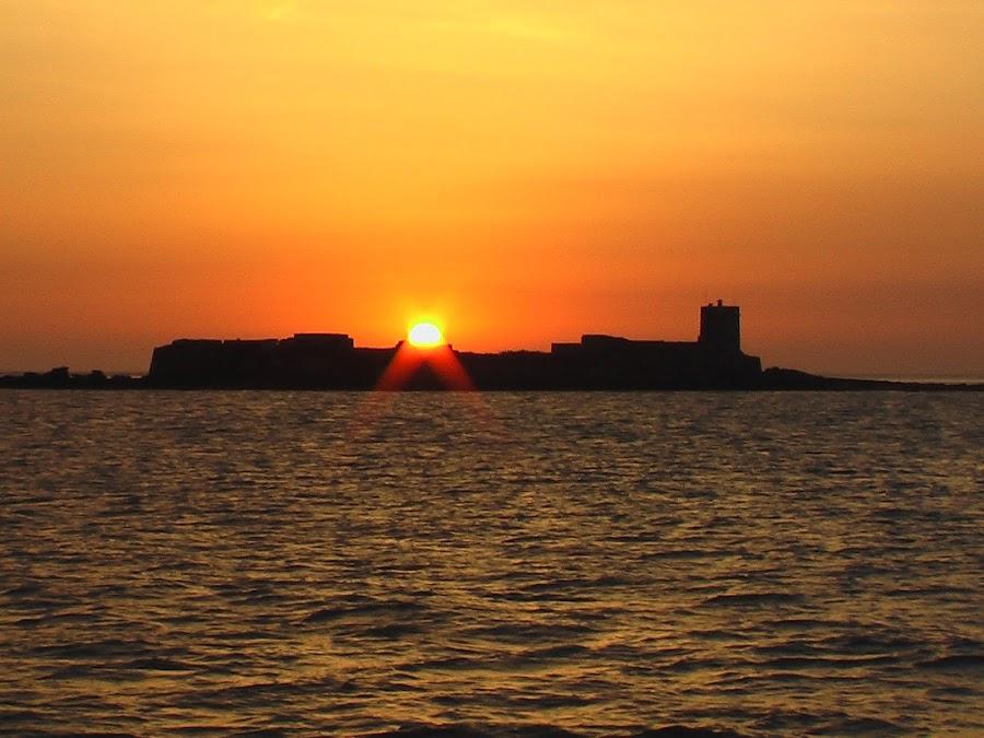 Castillo de Sancti-Petri, Cádiz