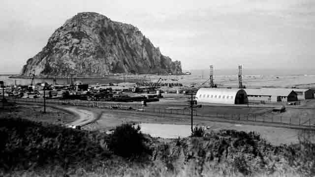 Morro Bay Naval Station construction begins on 16 November 1941 worldwartwo.filminspector.com