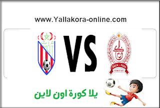مشاهدة مباراة الكوكب المراكشي والمغرب التطواني بث مباشر بتاريخ 28-08-2016 الدوري المغربي