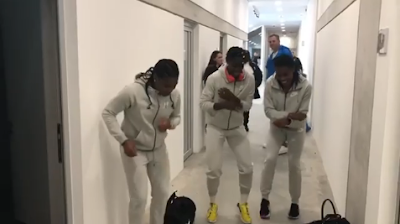 Super Falcons Dances Zanku In Cyprus As They Win Match Against Slovakia