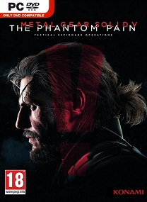 Metal Gear Solid V The Phantom Pain PC Game Free
