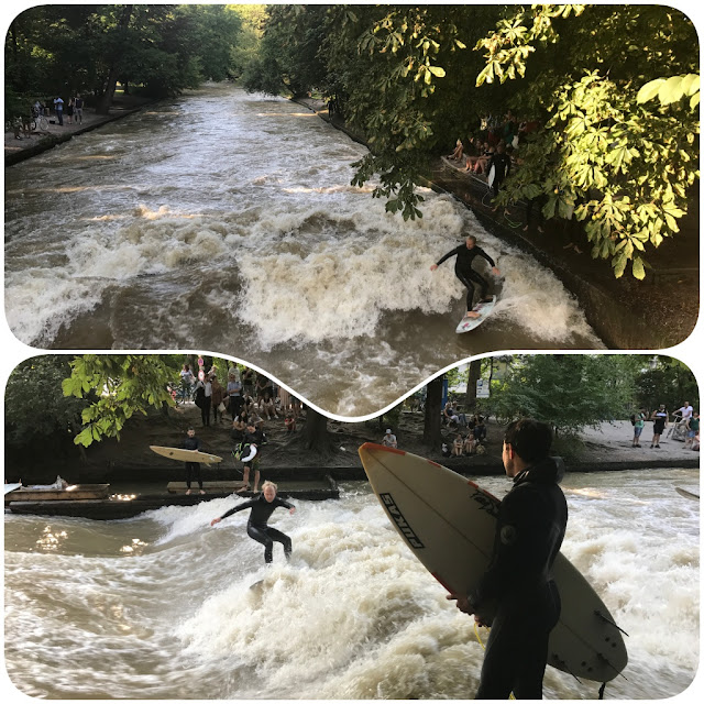 Eisbach Munique Surf