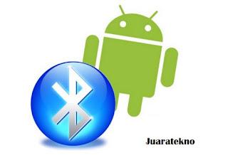 Cara Mudah Mengirim File Android Dengan Bluetooth