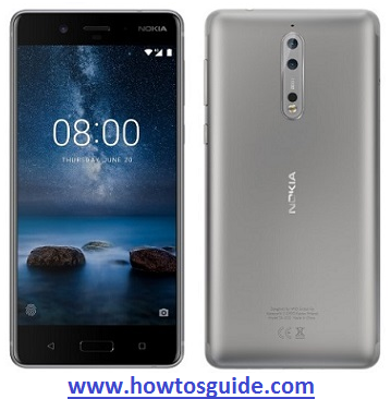 Price And Specifications Of Nokia 8 Smartphone
