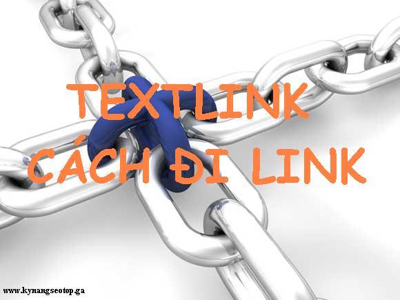 Hướng dẫn cách đặt textlink hiệu quả nhanh chóng