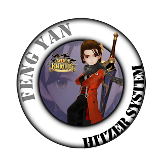 Sticker Feng Yan