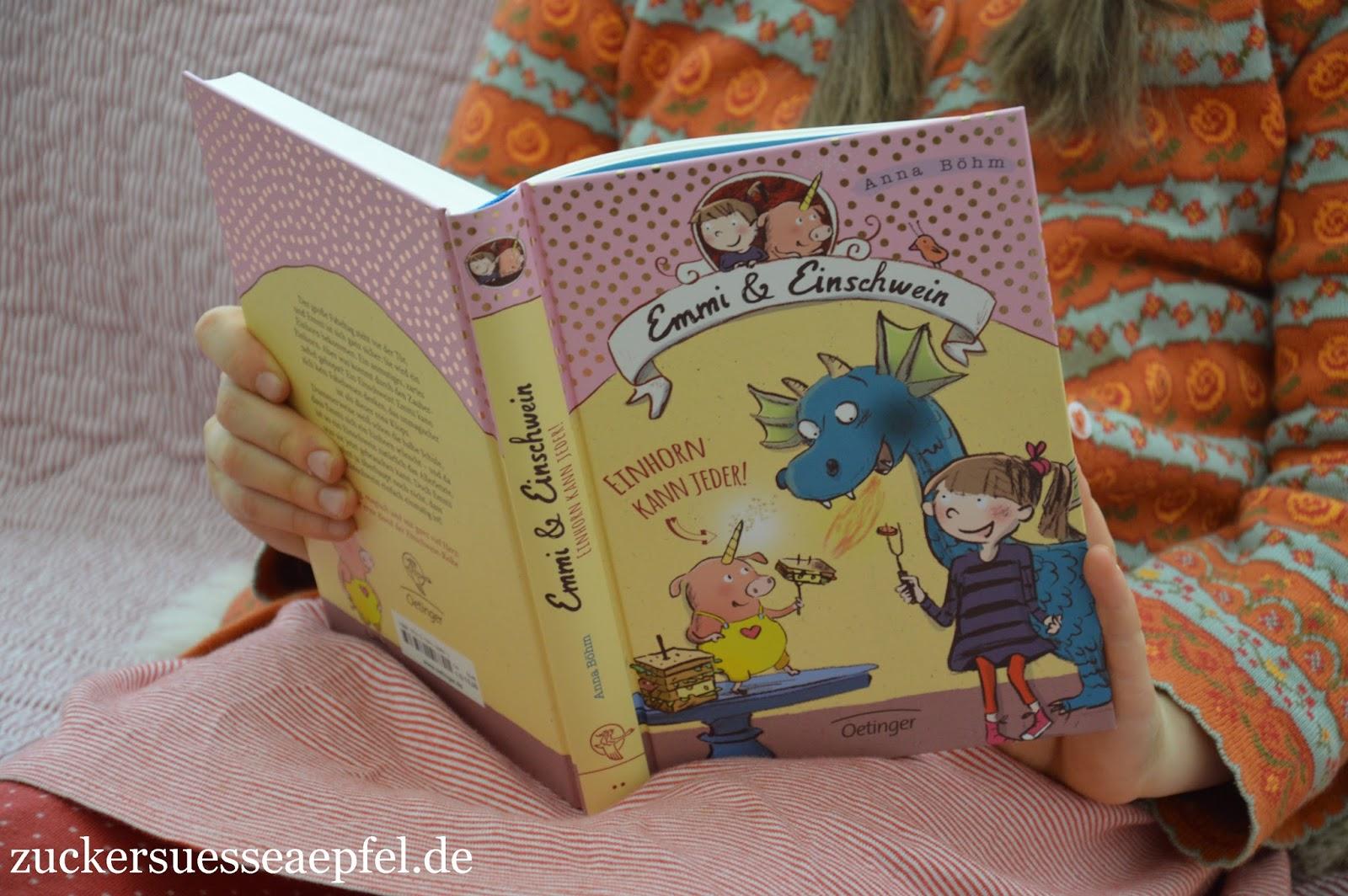 Das Zauberhafte Buch Emmi Einschwein Einhorn Kann Jeder Mit