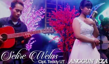 Download Lagu Anggun Kz Selire Welas Mp3 (Pop Jawa Akustik 2018),Anggun Kz, Dangdut Koplo, Akustik, Selire Welas, Mp3, 2018