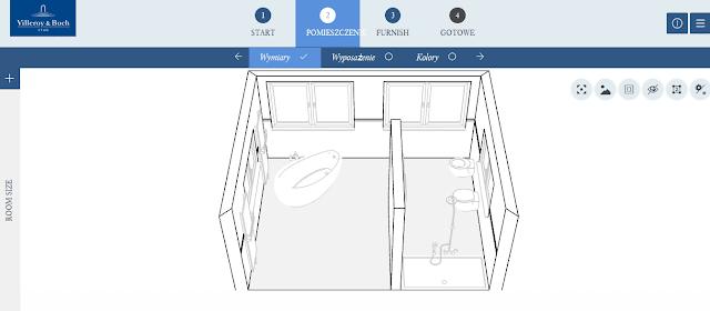 program do projektowania łazienki online