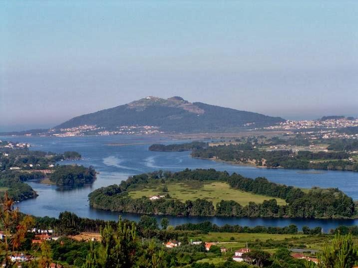 Rio Minho, Portugal/Espanha