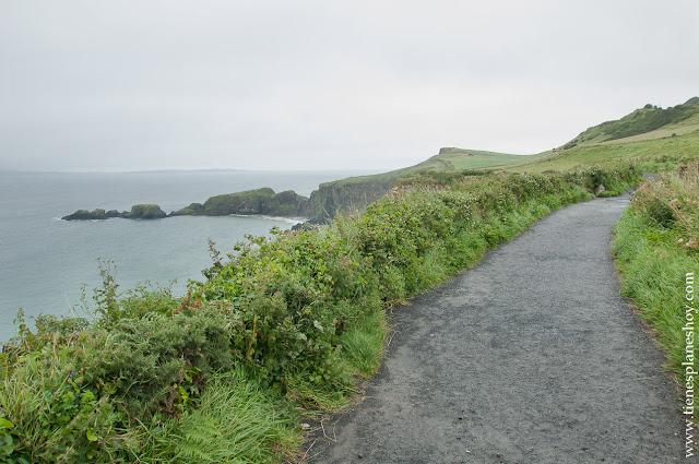 Costa Irlanda del Norte