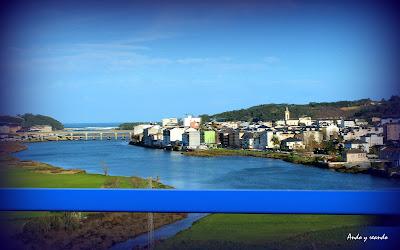 Navia. Costa occidental de Asturias