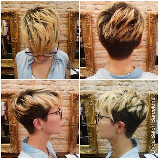 Corte de pelo en barcelona