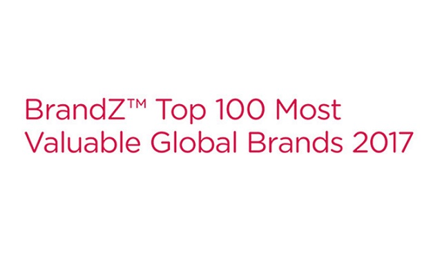 Top 100 Most Valuable Global Brands 2017
