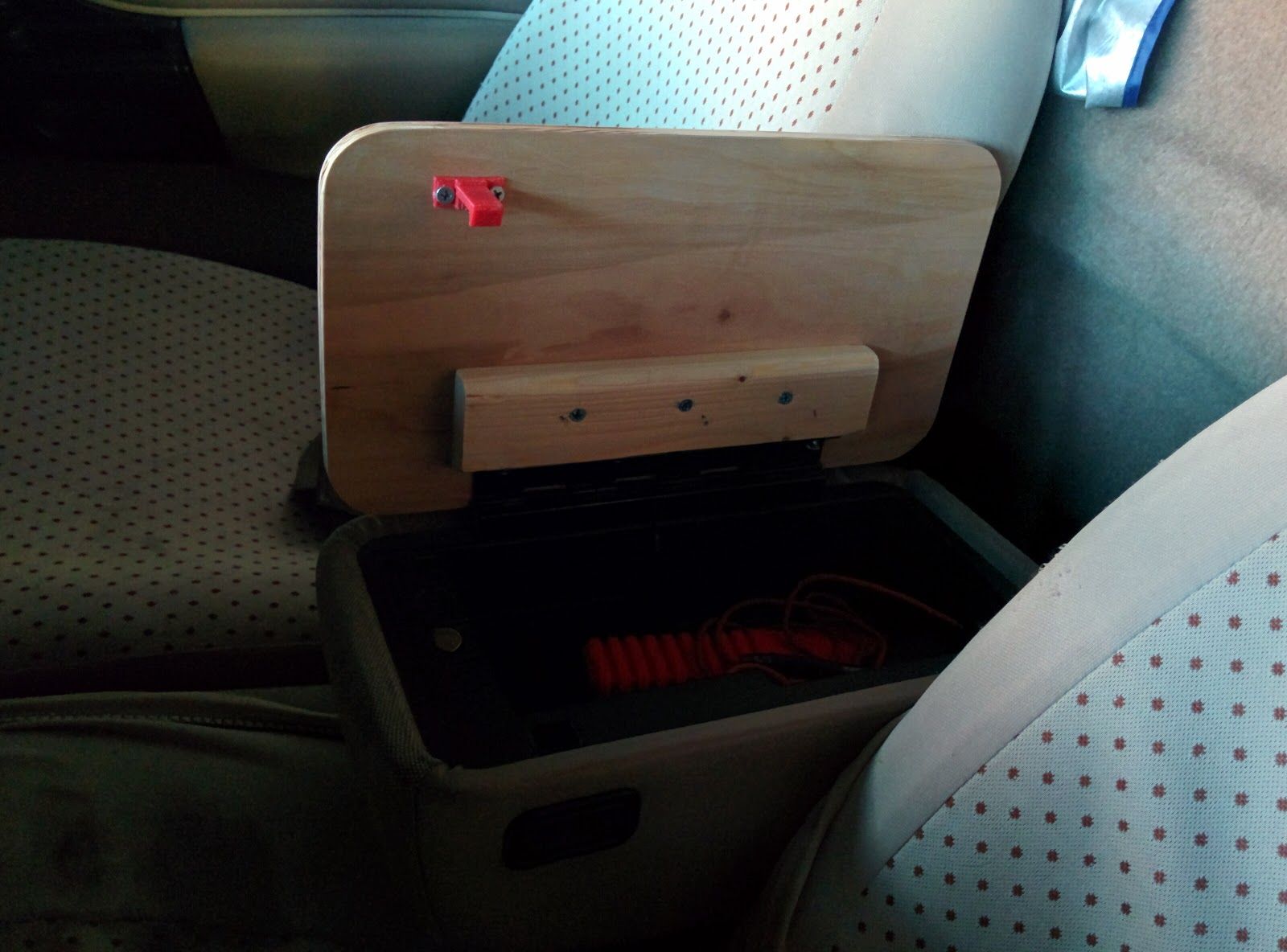 The simple switch truck storage console repair heres a fun project that combined 3d printing auto repair and wood work replacement console cover for a 97 ford ranger pickup truck publicscrutiny Image collections