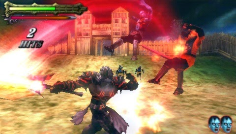 download Undead Knights Psp iso psp