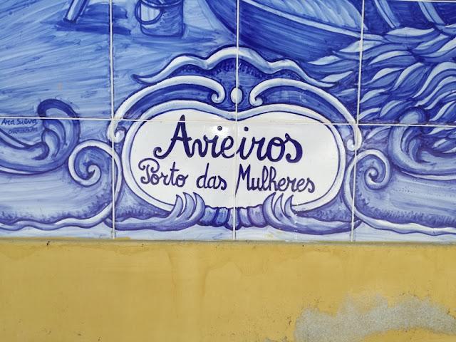 Avieiros Porto das Mulheres
