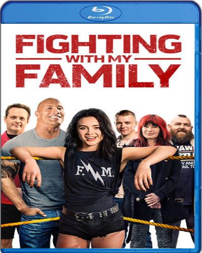 Fighting with My Family [2019] [BD25] [Latino] [V2]