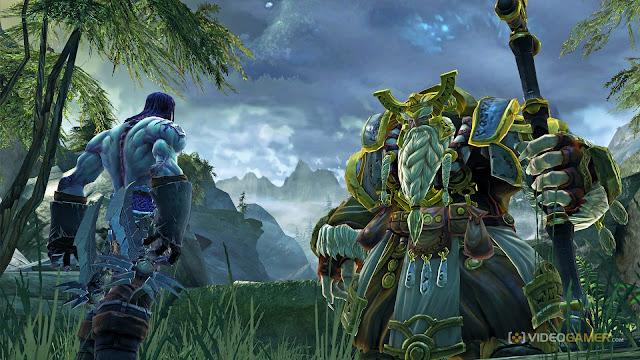 Darksiders II PC Free Download Screenshot 2