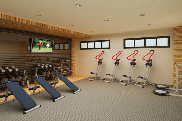 Cedar Crest Fitness Gym