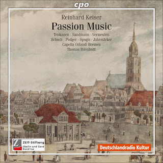 Keiser: Passion Music