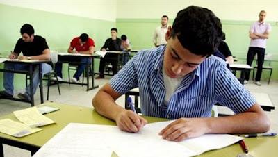 جدول امتحانات الثانوية العامة 2016 لشعبتى الادبي والعلمى لجميع طلاب مصر