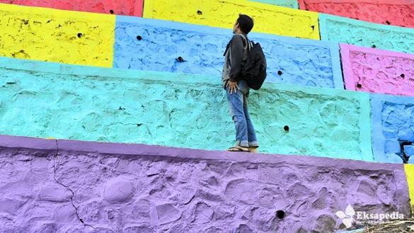 Kampung Ragam Warna Kendal Yang Baru