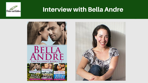 Interview with Bella Andre