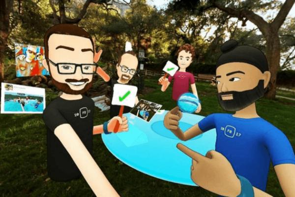 فيسبوك تكشف عن تطبيقها للواقع الافتراضي Spaces