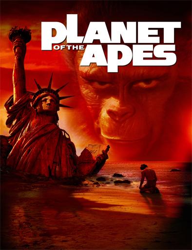 Ver El planeta de los simios (1968) Online
