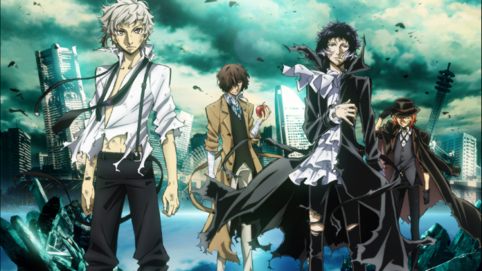 Nonton Online Bungou Stray Dogs: Dead Apple Movie Subtitle Indonesia