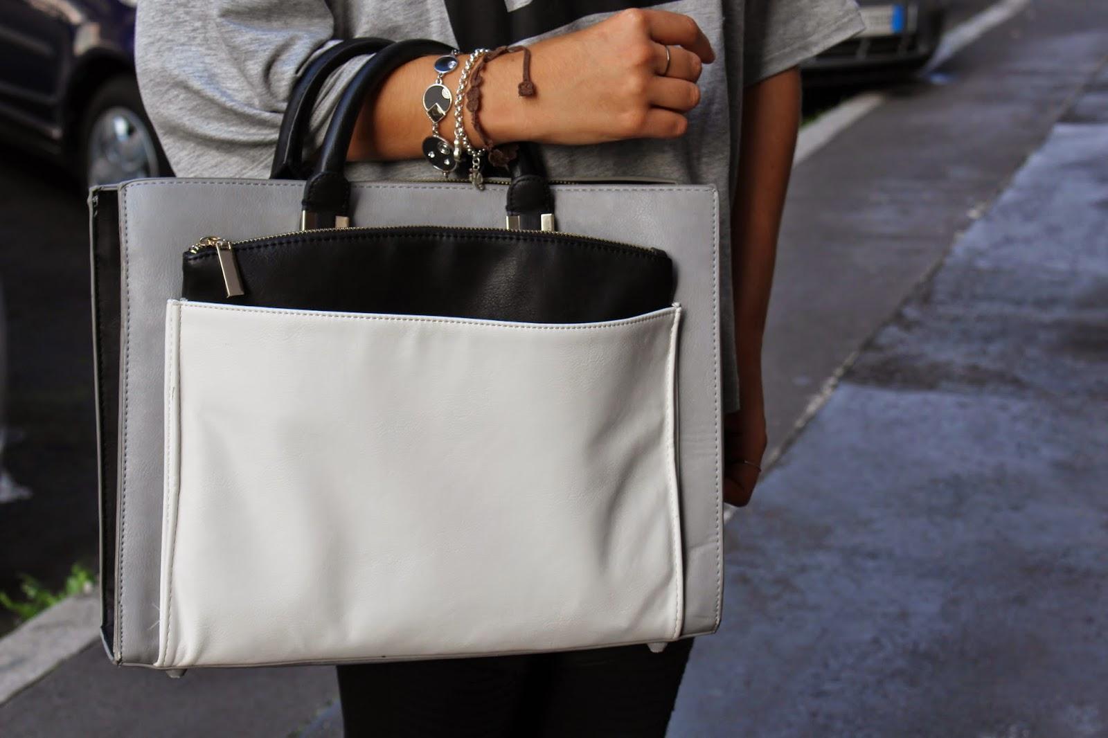 Autumnal  Zara Bag